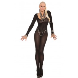 black-foxy-babe-long-sleeve-bodystocking-lc79796-2