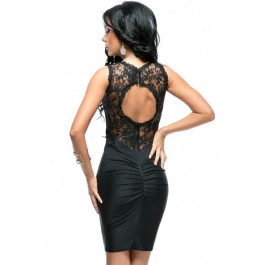 black-lace-splice-curve-hugging-party-dress-lc22317