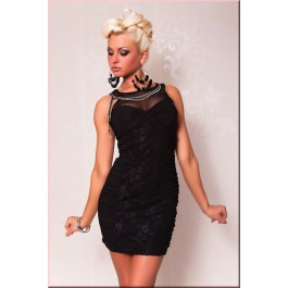 elegant_evening_club_dress_with_lace_black