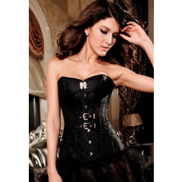 luxurious-pteris-jacquard-corset-black-lc5284-2-2