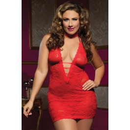 plus-size-red-midnight-affair-chemise-thong-set-lc2409p-1
