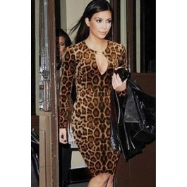 sexy-leopard-keyhole-chest-bodycon-dress-lc21235
